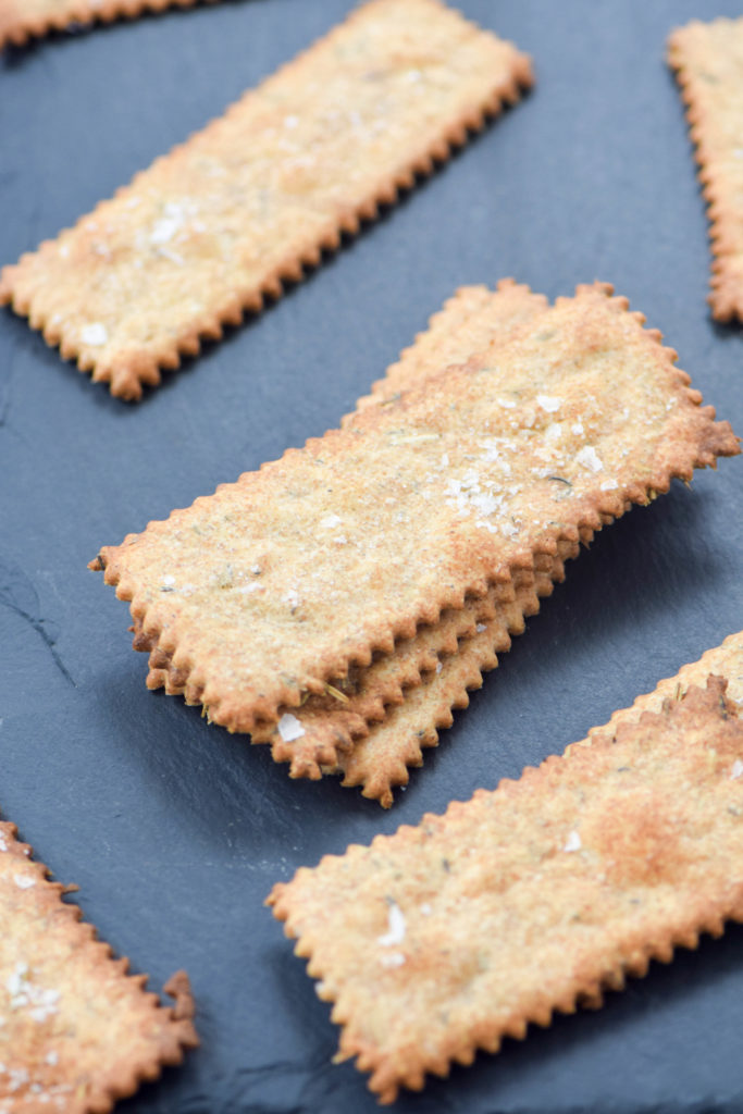 homemade cracker recipes
