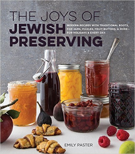 joys of jewish preserving