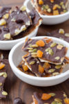 Matzo Chocolate Bark