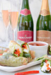 Vietnamese-Style Summer Rolls & Gloria Ferrer Sparkling Wine Keep it Fresh