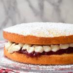 Great British Baking Show Victoria Sandwich