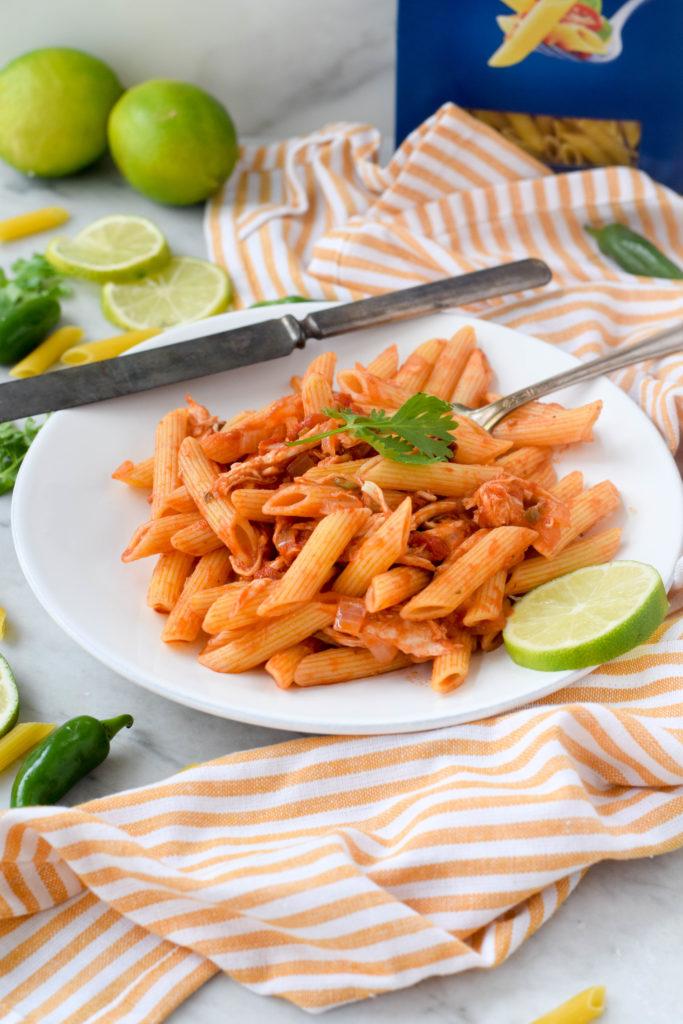 latin pasta recipe