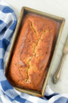 Red Lentil Banana Bread