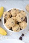 No Bake Lentil Energy Bites (Nut and Peanut Free)