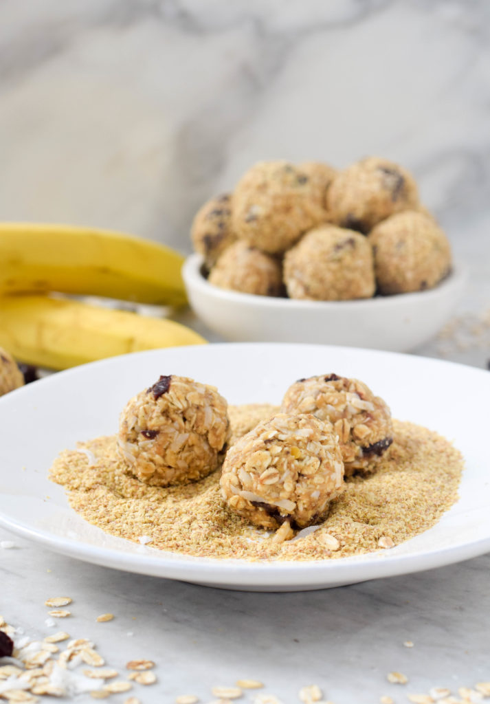 protein energy balls vegan no bake