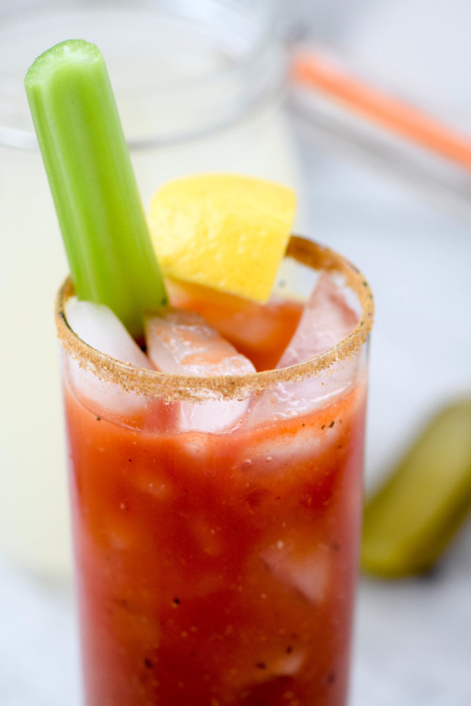 bloody mary pickle