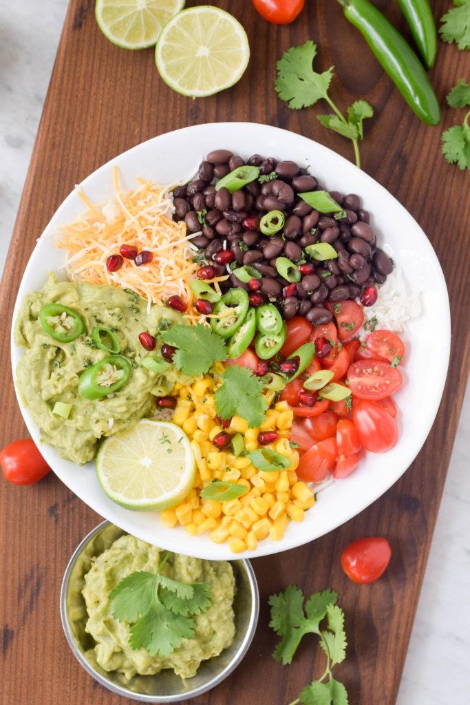 burrito bowls how to