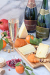 The Ultimate Winter Cheese Plate & Gloria Ferrer Sparkling Wine
