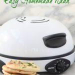 Easy Homemade Naan