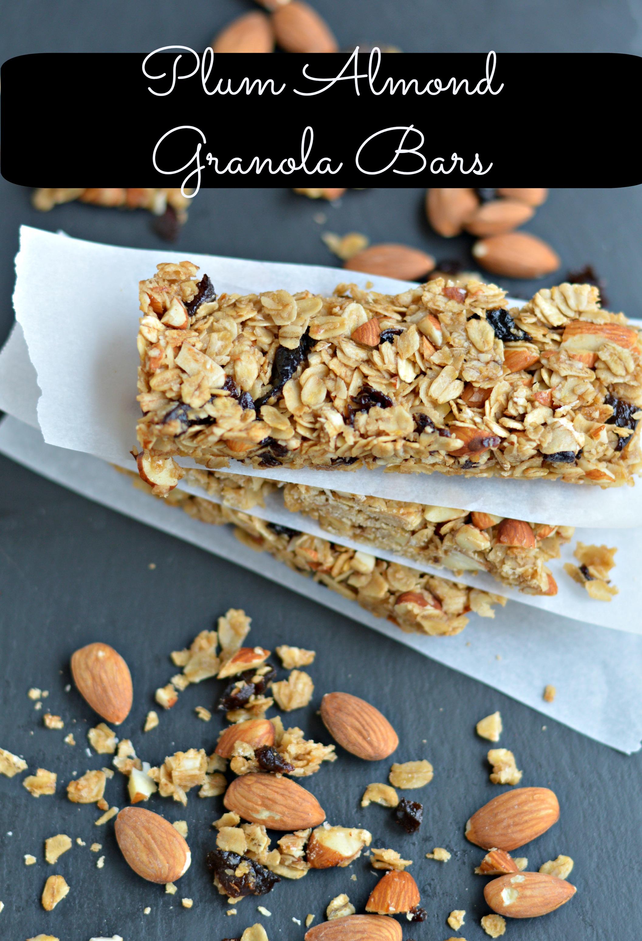 Healthy Eating: Homemade Granola Bars