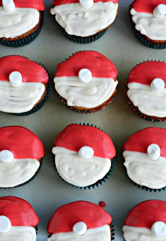 White Cake Cupcakes Pinterest