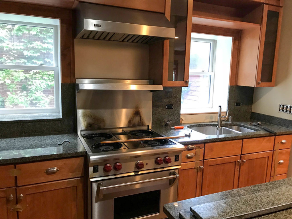 Kitchen Renovation: Week 1 - West of the Loop on